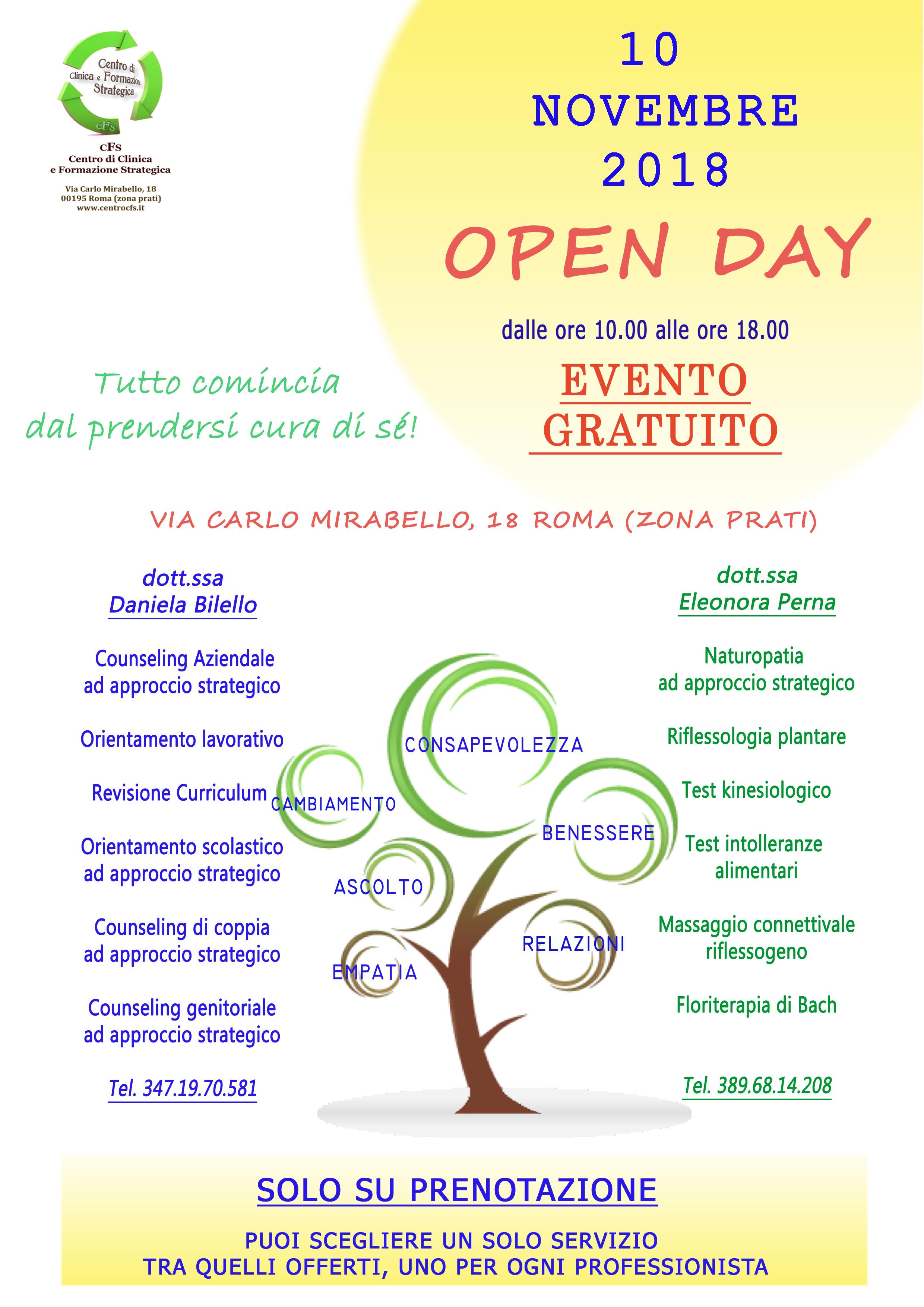 Open Day Strategico